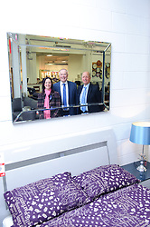 Pictured is, from left, Emma Holden, Yorkshire Bank's Commercial Relationship Manager Michael Pickles and Jonathan Holden<br /> <br /> Nottinghamshire furniture retailer Holdens has upgraded its premises and opened a new 7,000 square foot flagship store with funding support from Yorkshire Bank.  As the same time, Jonathan and Marion Holden are passing the running of the firm to their daughters Emma and Katie who will become the fourth generation to run the company.<br /> <br /> Date: January 22, 2016<br /> Picture: Chris Vaughan/Chris Vaughan Photography