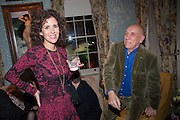 MOLLIE DENT-BROCKLEHURST; BRIAN CLARKE, Dinner to celebrate the opening of Pace London at  members club 6 Burlington Gdns. The dinner followed the Private View of the exhibition Rothko/Sugimoto: Dark Paintings and Seascapes.