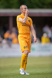 Livingston Kenny Miller. Livingston 1 v 0 Annan Athletic, Scottish League Cup Group F, played 21/7/2018 at Prestonfield, Linlithgow.