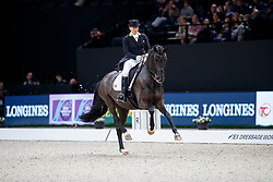 WERTH Isabell (GER), Weihegold OLD<br /> Paris - FEI World Cup Finals 2018<br /> FEI World Cup Dressage Freestyle/Kür<br /> www.sportfotos-lafrentz.de/Stefan Lafrentz<br /> 14. April 2018