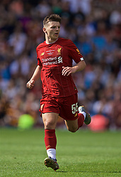 BRADFORD, ENGLAND - Saturday, July 13, 2019: Liverpool's Bobby Duncan during a pre-season friendly match between Bradford City AFC and Liverpool FC at Valley Parade. (Pic by David Rawcliffe/Propaganda)