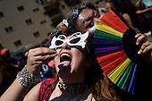 Israel News - Tel-Aviv Annual Gay Pride Parade 2015