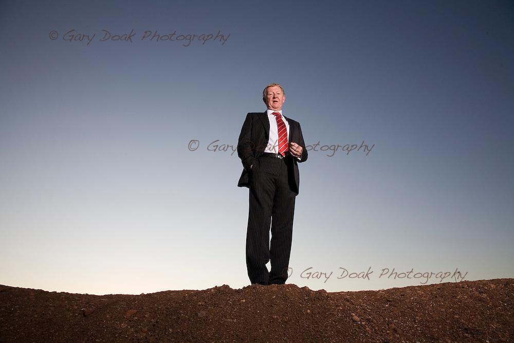 Dan MacDonald.Chief Exec,MacDonald Estates.06/12/08