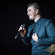 Sam Smith performing at Echostage in DC on September 16, 2014.<br /> Photos By Richie Downs /Copyright &copy; Richie Downs. All Rights Reserved.