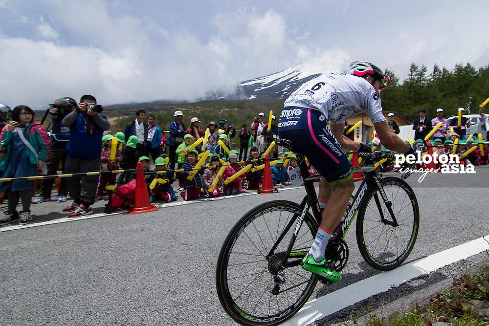 Tour of Japan 2015/ Stage 5/ Fujisan/ 11.4km