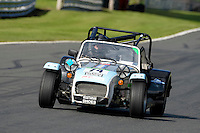 #74 Robin Webb Caterham 7 Classic 1600 during the Caterham Graduates Championship - Super / Classic Classes at Oulton Park, Little Budworth, Cheshire, United Kingdom. August 06 2016. World Copyright Peter Taylor/PSP.