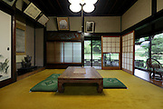 interior of a traditional Japanese countryside house