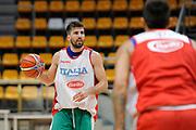 Filloy Ariel<br /> Nazionale Senior maschile<br /> Allenamento<br /> World Qualifying Round 2019<br /> Bologna 13/09/2018<br /> Foto  Ciamillo-Castoria / M. Longo
