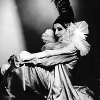 Karen Blixen dressed as Pjerrot for a fancy dress ball<br /> Picture by RIE NISSEN/Scanpix/Writer Pictures<br /> <br /> WORLD RIGHTS - DIRECT SALES ONLY - NO AGENCY