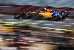 March 15, 2019 - Melbourne, Australia - Motorsports: FIA Formula One World Championship 2019, Grand Prix of Australia, ..#4 Lando Norris (GBR, McLaren F1 Team) (Credit Image: © Hoch Zwei via ZUMA Wire)