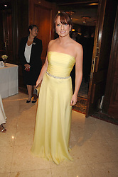 EMILY KATE OWEN at a party to celebrate the 180th Anniversary of The Spectator magazine, held at the Hyatt Regency London - The Churchill, 30 Portman Square, London on 7th May 2008.<br /><br />NON EXCLUSIVE - WORLD RIGHTS