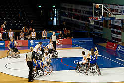 FRA v NED, Wheelchair Basketball, 2015 European Championships, Semi-Finals