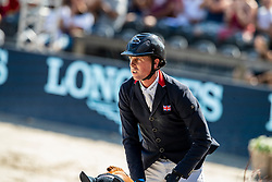 Maher Ben, GBR, Explosion W<br /> European Championship Dressage<br /> Rotterdam 2019<br /> © Hippo Foto - Dirk Caremans
