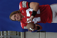 Ohio State linebacker A.J. Hawk.