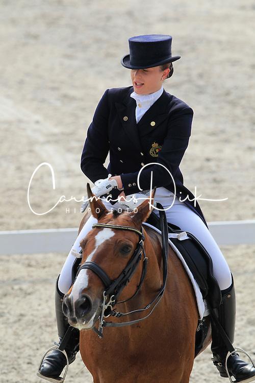 Van Laere Annabel (BEL) - Ubne DC<br /> CDIJY Het Zilveren Spoor 2010<br /> &copy; Hippo Foto - Leanjo de Koster