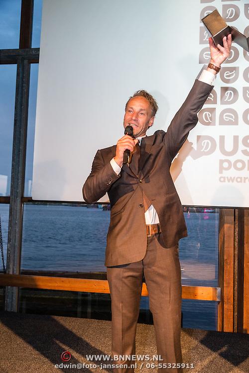 NLD/Amsterdam/20160601 - Uitreiking Porna Awards 2016, winnaar best Couples play