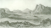 Thaba Bosigo, a mountain so formed by nature, to be an impregnable stronghold.