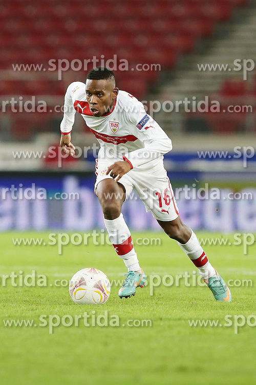 06.12.2012, Mercedes Benz Arena, Stuttgart, GER, UEFA EL, VfB Stuttgart vs Molde FK, Gruppe E, im Bild Ibrahima TRAORE (VfB Stuttgart) // during UEFA Europa League group E match between VfB Stuttgart and Molde FK at the Mercedes Benz Arena, Stuttgart, Germany on 2012/12/06. EXPA Pictures © 2012, PhotoCredit: EXPA/ Eibner/ Eckhard Eibner..***** ATTENTION - OUT OF GER *****