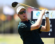 Jacques Blaauw (RSA)..Mens Amateur Championship, Eisenhower Trophy, Day 2, Royal Adelaide Golf Club, Adelaide, Australia, Friday 17 October 2008. Photo: Renee McKay/PHOTOSPORT