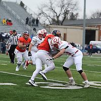 Football: Wheaton College (Illinois) Thunder vs. Central College (Iowa) Dutch