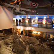 Museum dedicated to World War I and the Battle of Verdun history.