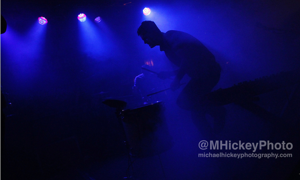 Foster the People perform at the Filter Magazine After Party at the Hard Rock Hotel in Chicago. ..Photo by Michael Hickey