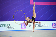 Carmen Whelan from Canada began gymnastics at age six. She is a very beautiful and elegant gymnast.