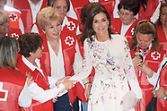 050719 Queen Letizia attends World Day of the Red Cross and Red Crescent