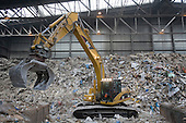 SITA Recycling CAT 324