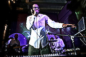 20131121 | Alive Band feat. George Davis Frankfurt