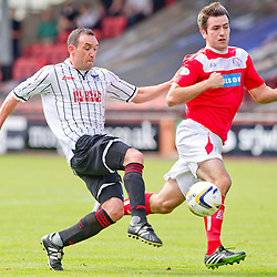 Dunfermline v Brechin City | Scottish league One | 9 August 2014