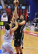 DESCRIZIONE : Biella Lega A 2011-12 Angelico Biella Otto Caserta<br /> GIOCATORE : Andrija Stipanovic<br /> SQUADRA :  Otto Caserta<br /> EVENTO : Campionato Lega A 2011-2012 <br /> GARA : Angelico Biella Otto Caserta <br /> DATA : 02/05/2012<br /> CATEGORIA : Penetrazione Tiro<br /> SPORT : Pallacanestro <br /> AUTORE : Agenzia Ciamillo-Castoria/ L.Goria<br /> Galleria : Lega Basket A 2011-2012 <br /> Fotonotizia : Biella Lega A 2011-12  Angelico Biella Otto Caserta<br /> Predefinita