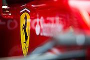 June 9-12, 2016: Canadian Grand Prix. Ferrari detail