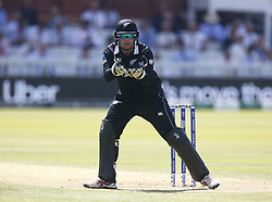 June 29, 2019 - London, United Kingdom - Tom Latham of New Zealand .during ICC Cricket World Cup between New Zealand and Australia at the Lord's Ground on 29 June 2019 in London, England. (Credit Image: © Action Foto Sport/NurPhoto via ZUMA Press)