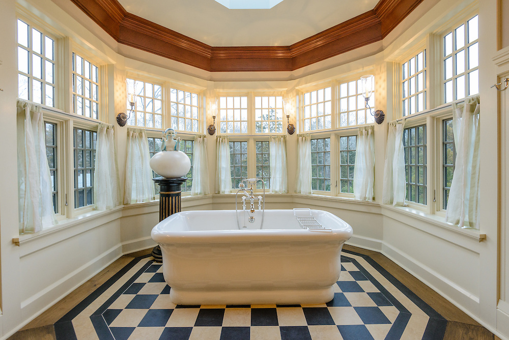 Bathroom, Sag Harbor, Long Island, New York