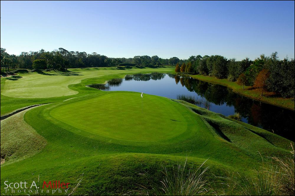 Grand Cypress 6th hole on South Course.....© 2005 Scott A. Miller..© 2005 Scott A. Miller