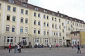 Asylbewerberunterkunft Mannheim