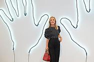 Carmen Lomana visit ARCO Fair at IFEMA on February 27, 2020 in Madrid, Spain