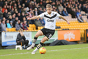 Port Vale midfielder Sam Foley  during the Sky Bet League 1 match between Port Vale and Coventry City at Vale Park, Burslem, England on 7 February 2016. Photo by Simon Davies.