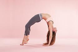 Jan. 13, 2015 - Woman practising yoga (Credit Image: © Image Source/Image Source/ZUMAPRESS.com)