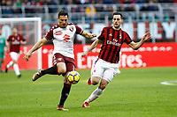 26.11.2017 - Milano - Serie A 14a giornata   -  Milan-Torino  nella  foto: Nicolas Burdisso