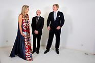 Koning Willem-Alexander en Hare Majesteit Koningin Maxima zijn vrijdagavond 15 september aanwezig bi