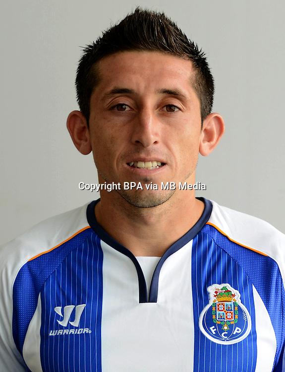 Portugal - Primera Liga Zon-Sagres 2014-2015 / <br /> Hector Miguel Herrera  &quot; Hector Herrera  &quot; -<br /> ( FC Porto )