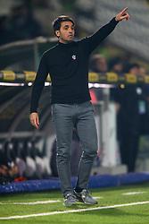 """Foto Filippo Rubin<br /> 06/03/2018 Cesena (Italia)<br /> Sport Calcio<br /> Cesena - Pro Vercelli - Campionato di calcio Serie B ConTe.it 2017/2018 - Stadio """"Dino Manuzzi""""<br /> Nella foto: GIANLUCA GRASSADONIA (ALLENATORE PRO VERCELLI)<br /> <br /> Photo by Filippo Rubin<br /> March 06, 2018 Cesena (Italy)<br /> Sport Soccer<br /> Cesena - Pro Vercelli - Italian Football Championship League B 2017/2018 - """"Dino Manuzzi"""" Stadium <br /> In the pic: GIANLUCA GRASSADONIA (TRAINER PRO VERCELLI)"""