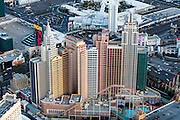 New York-New York Hotel & Casino, Las Vegas, Nevada, USA