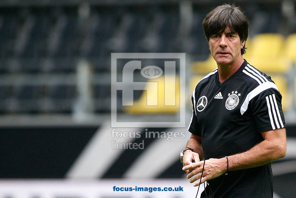pictured during Germany training at Signal Iduna Park, Dortmund<br /> Picture by Ian Wadkins/Focus Images Ltd +44 7877 568959<br /> 06/09/2014