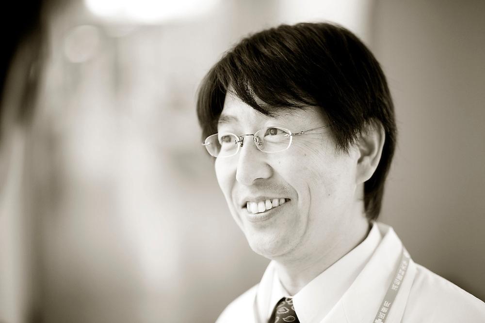 Professor  Masato Maekawa .hamamatsu  dade berhing