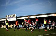 Southend United v Charlton Athletic - 26 Dec 2017