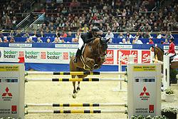 Kayser, Julia (AUT), Sterrehof´s Ushi<br /> Dortmund - Signal Iduna Cup 2016<br /> Grosser Preis der Bundesrepublik<br /> © www.sportfotos-lafrentz.de / Stefan Lafrentz