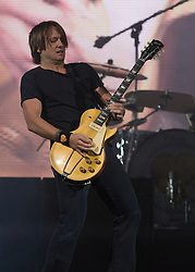 Keith Urban performed at the University of Virginia's John Paul Jones Arena in Charlottesville, VA on April 10,2008.